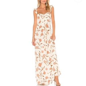 Flynn Skye Carla maxi dress - Biscuit Bunches